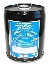 5 Gallons Performance Diesel Fuel Additive Stanadyne Dodge Ford Chevy GMC Trucks