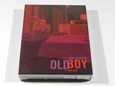 Oldboy Blu-ray Steelbook [Korea] Plain Archive FSA #631/2000