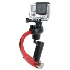 Red Curve Compact Video Camera Stabilizer Steady Holder for GoPro hero4/3/3+/2
