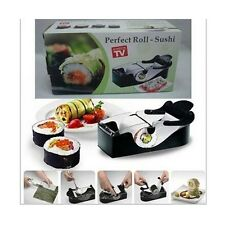 1pc Creative Home Kitchen DIY Making Sushi Mold Perfect-roll Maki Rol Tool