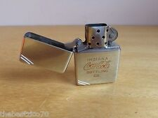 VTG VERY RARE 1994 ZIPPO COCA COLA INDIANA BOTTLING PAT. 2032695 PETROL LIGHTER