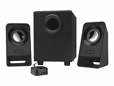 Logitech Multimedia Speakers Z213 (2.1 Stereo Speakers with Subwoofer)