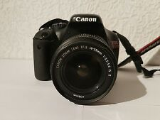 Canon EOS 550d 18,0 MP cámara digital Kit-con EF-S is 18-55mm del comerciante