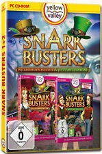 Computer PC GIOCO *** Snark Busters 1 + 2 *** Nuovo * NEW