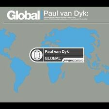 Paul Van Dyk, Global (Bonus Dvd) Audio CD