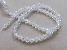 1 Strand  4mm Crystal AB Finish Beads,83/Strand(D30A)
