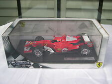 Mattel Hot Wheels 1/18 Ferrari 248F1, Michael Schumacher, 2006