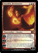 CHANDRA, PYROMASTER M14 Magic 2014 MTG Red Planeswalker MYTHIC RARE