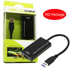 USB 3.0 to HDMI Multi Monitor Adapter External Video Audio Card Display #5202