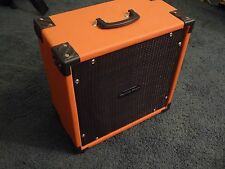 1X12 Orange Custom Marshall Boogie Speaker Cabinet WGS options black or purple