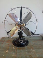 Antique Vintage Italian Marelli ¨Diana¨ Electric Fan Revised