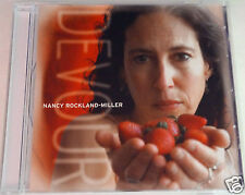 Rare NANCY ROCKLAND-MILLER Devour Hard To Find Music CD In Slightly Used Shape