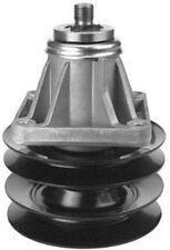 """46"""" Deck MTD 918/618-0596, 0594 Replacement Spindle ASM 618 918-0241 w/ 2 Pulley"""