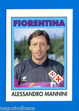 AIC Calciatori 1992-93 - Figurina-Sticker n. 72 - MANNINI - FIORENTINA -New