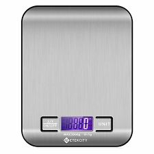 Weight Watchers Food Scale Alternative Digital Kitchen Scale Stainless Steel NEW