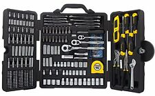 STANLEY Tool Set, 210-Piece for Boat-Camping-House-Apt-Car-Work
