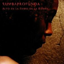 A Calm in the Fire of Dances by Deep Rumba (CD, Oct-2000, Justin Time)