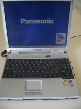 Panasonic Toughbook CF-73 1.6GHz Touchscreen DVD CDRW silver aa