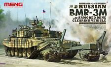 Meng Model SS-011 1/35 Russian BMR-3M Armored Mine Clearing Vehicle