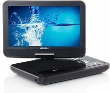 "Bush 10 ""GIREVOLE SCHERMO sd&usb input Portable DVD PLAYER NERO"