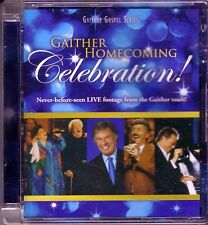 Gaither Gospel Homecoming CELEBRATION DVD LIVE FOOTAGE BEING HAPPY KING COMING