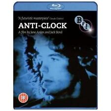 Anti-Clock New Region B Blu-ray