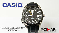 CASIO COLLECTION  MTF-E001-1AEF AVIATOR WR.100 Ø45mm