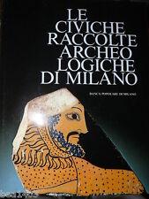 Le civiche raccolte archeologiche di Milano.. CINISELLO BALSAMO