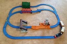Thomas Motorized Train Steam Along Train Set Annie Clarabel by Tomy HTF RARE!