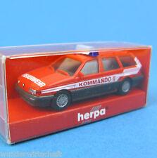 Herpa H0 VW PASSAT III VARIANT Feuerwehr Salzburg Kommando II OVP HO 1:87 Box