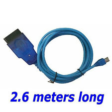 23.4 V50.3 Data Cable ENET Ethernet to OBD Interface E-SYS ICOM Coding for BMW