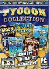 Tycoon Collection - 4 Top Selling Simulation Games in 1! PC Game