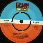 "THE DETROIT SPINNERS mighty love part 1/part 2 K10416 uk atlantic 1973 7"" WS EX/"