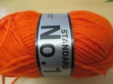 pelote laine à tricoter rouille 15