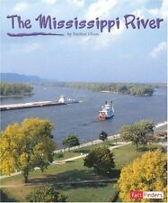 Land and Water World Rivers: The Mississippi River by Nathan Olson (2004,...