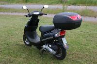 Motorradkoffer Roller Quad Top Case 020 77L Rex 460