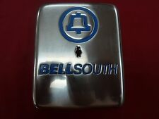 Vintage Bell South Western Electric Vault Door for Payphones Payphone Pay Phone
