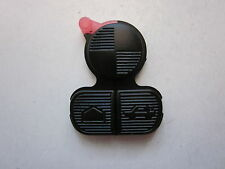 NEW REPLACEMENT KEYLESS REMOTE KEY FOB RUBBER BUTTON PAD