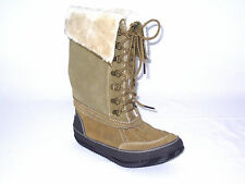 New Rocket Dog Trouble Indian Sun Suede Faux Fur Lined Boots  8.5 M Comfortable