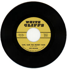 "JOE WILSON  ""SAM, SAM THE MONEY MAN c/w NOW YOU WANT TO DO RIGHT""  FUNK  LISTEN!"