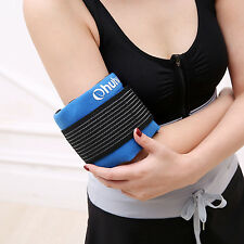 Comfort Ice Packs For Injuries - 2 Reusable Hot Cold Gel Pack & Wrap