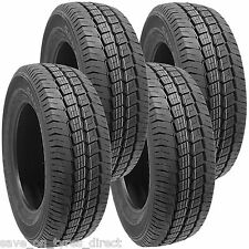 4 1957015 Budget 195 70 15 Van Commercial NEW Tyres x4 Four 102 104 195/70