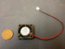 1x GDT mini Cooler 12V 2pin 2510 25x25x10mm DC Cooling Fan micro brushless c7