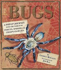 Bugs: A Pop-up Journey into the World of Insects, Spiders and Creepy-crawlies...