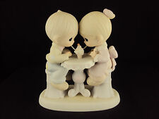 Precious Moments, 524336, Our Friendship Is Soda-licious, Issued 1992, Free Ship