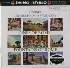 LSC 2436 - Respighi Pines of Rome / Fountains of Rome - 200g  - STILL SEALED