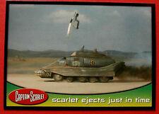El capitán escarlata-tarjeta #45 - Scarlet expulsa justo a tiempo-Tarjetas inc. 2001