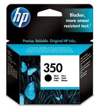 Cartuccia inchiostro nero ORIGINALE HP 350 (CB335EE) per DeskJet D4360