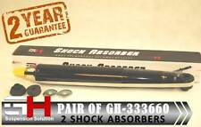 2 NEW REAR GAS SHOCK ABSORBERS VAUXHALL OMEGA A B ESTATE ///GH-333660///