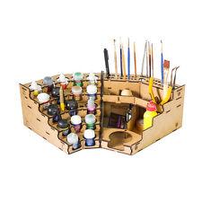 Modelo Pintura de esquina de Pintura y herramienta kit de rack 90 ° (Vallejo, Citadel, Modelo)